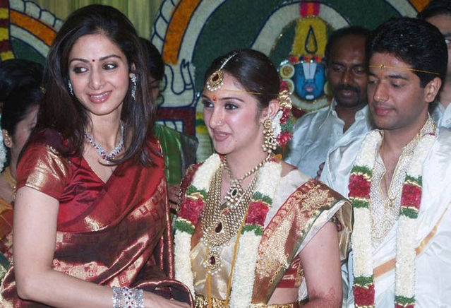 Wedding Bollywood Actresses