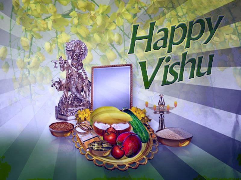 Calendar Vishu : Vishu celebrations in kerala festival of