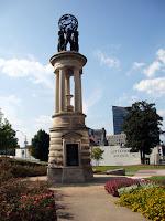 World Athletes Monument