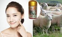 Dáng nuột như Ngọc Trinh nhờ nhau thai cừu