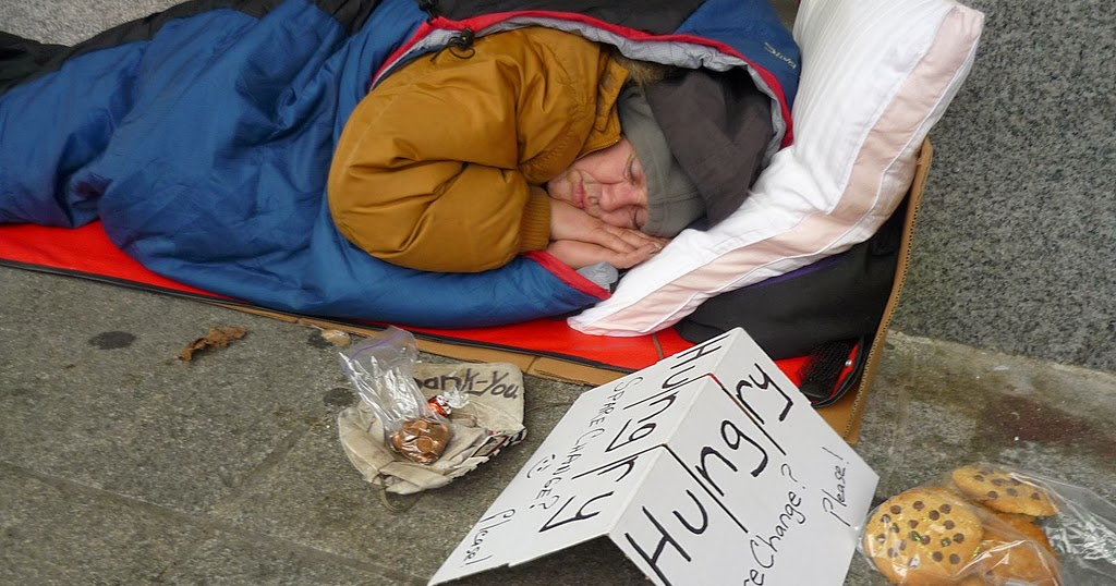 Hunger And Homelessness In America Is On The Rise