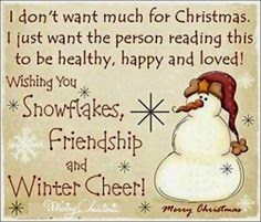 Christmas Quotes and Images