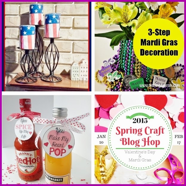 Spring Craft Blog Hop Favorites # 3