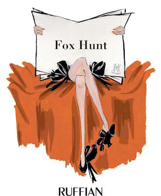 Ruffian fox hunt graphic