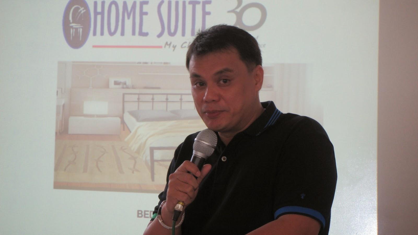 "Home Suite ""Can't Wait Talaga"", Home Suite, Cebu Uratex"