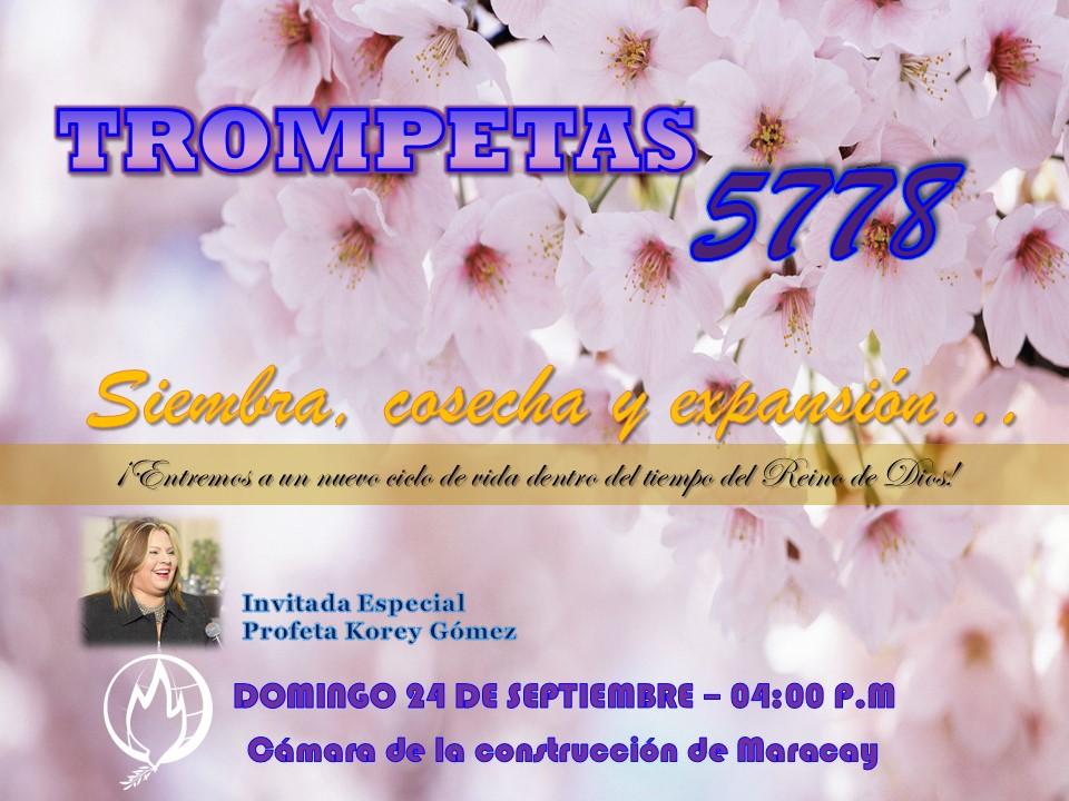 TROMPETAS 5778