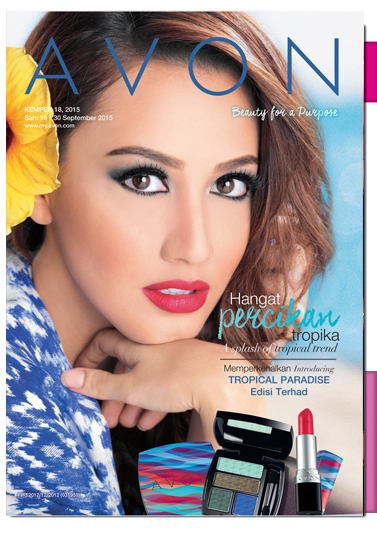 Katalog Avon Kempen 18 2015