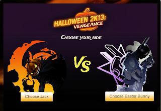 Halloween 2K13: Vengeance at Gaia Online
