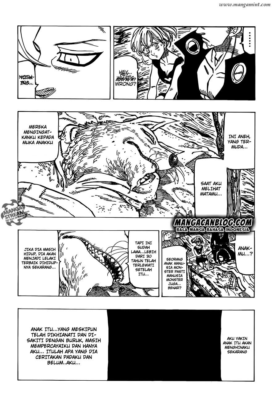 Komik nanatsu no taizai 140 - seorang pencuri dan seorang anak 141 Indonesia nanatsu no taizai 140 - seorang pencuri dan seorang anak Terbaru 15 Baca Manga Komik Indonesia
