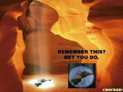 Lightrays, Arizona <Crocked!>