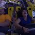 Confira um POV incrível da El Loco no parque indoor Adventuredome, Las Vegas