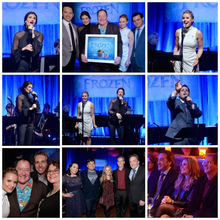 A Celebration Of The Music Of Frozen Event