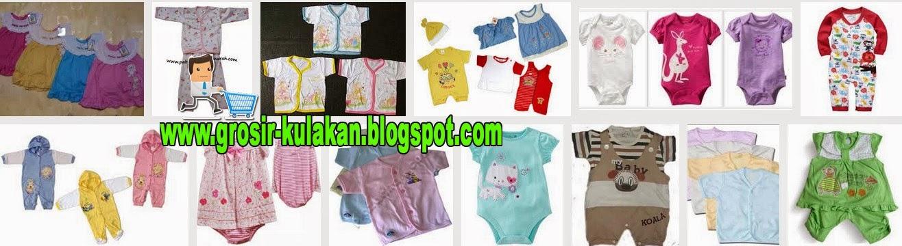 Grosir Pakaian Bayi Murah