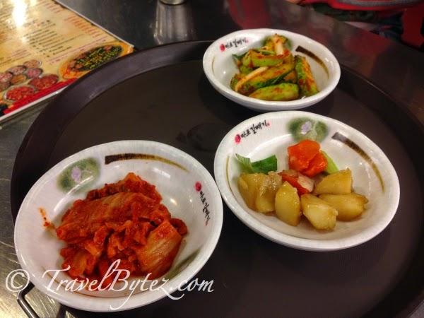 Lunch in Hongdae