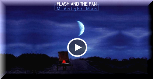 Flash & Τhe Pan - Midnight Μan (Extended Mix)