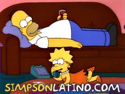 Los Simpson 3x14