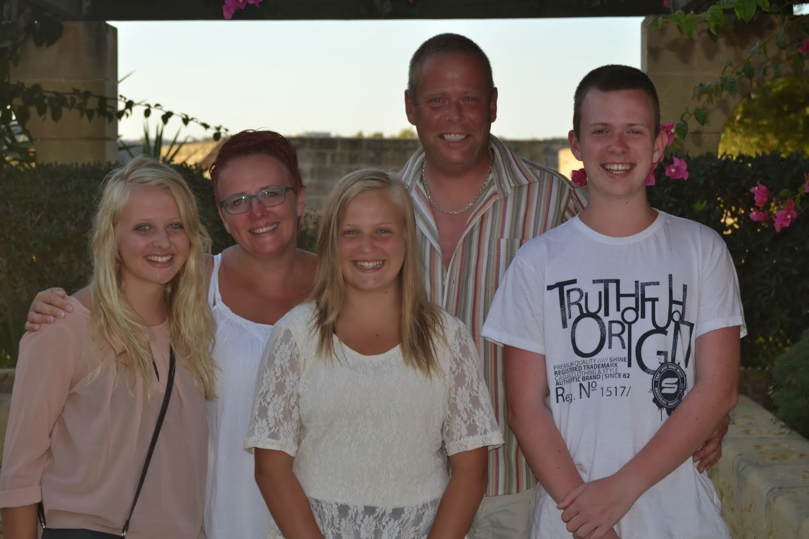 Min dejlige familie