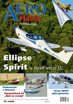 AeroHobby, nr 5/2013, 27 września – okładka