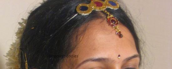 maang tikka hair jewellery