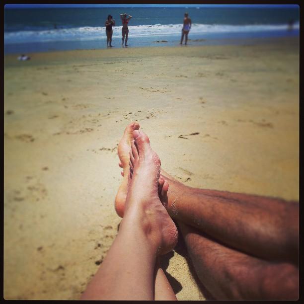Praia de Cumbuco Ceará