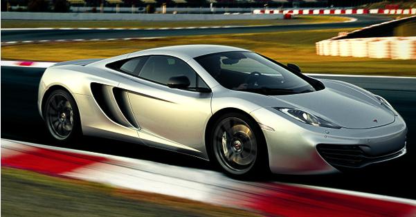 Gambar Mobil Keren Mewah - McLaren F1