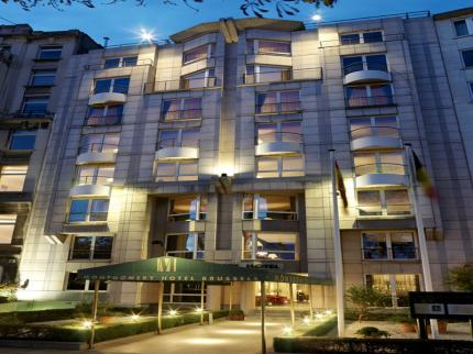 The Eurostars Montgomery Is One Of Hotels Inbelgium Brussels Hotel Located Just 9km From Airport And With A Transfer Service To All