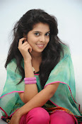 Sravya Latest photos Gallery-thumbnail-17