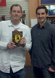 A Signing With Brandon Mull