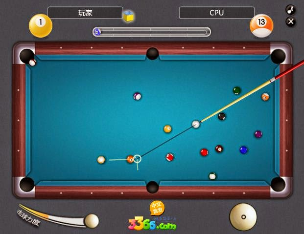 8 Ball, 8 Ball game, 8 Ball online game, 8 Ball flash game