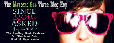 Since You Asked Three-Blog Hop Grand Finale: Review & Giveaway