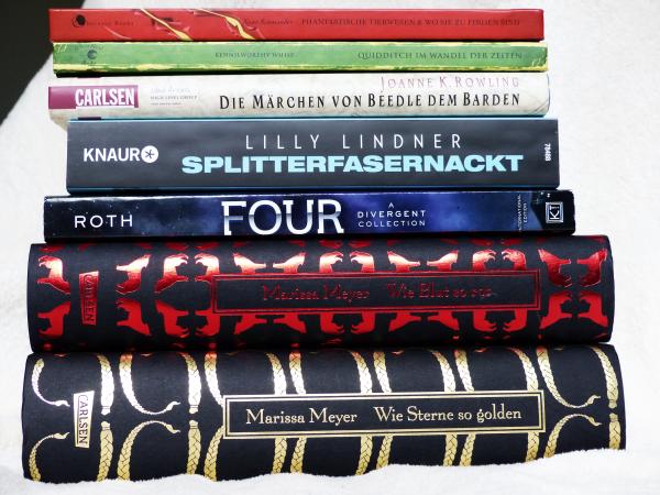 Rowling, Luna Chroniken, Four, Splitterfasernackt