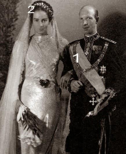 duc d'Ancône-Lucia de Bourbon-Siciles