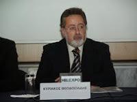 Ο πρ. ΠΦΣ στο συνέδριο ΜΜΕ και δημόσια Υγεία.