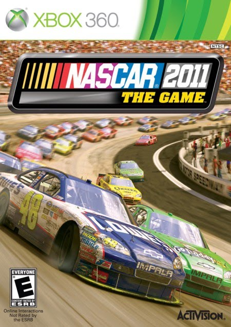 nascar wii 2011. Nascar The Game 2011 USA