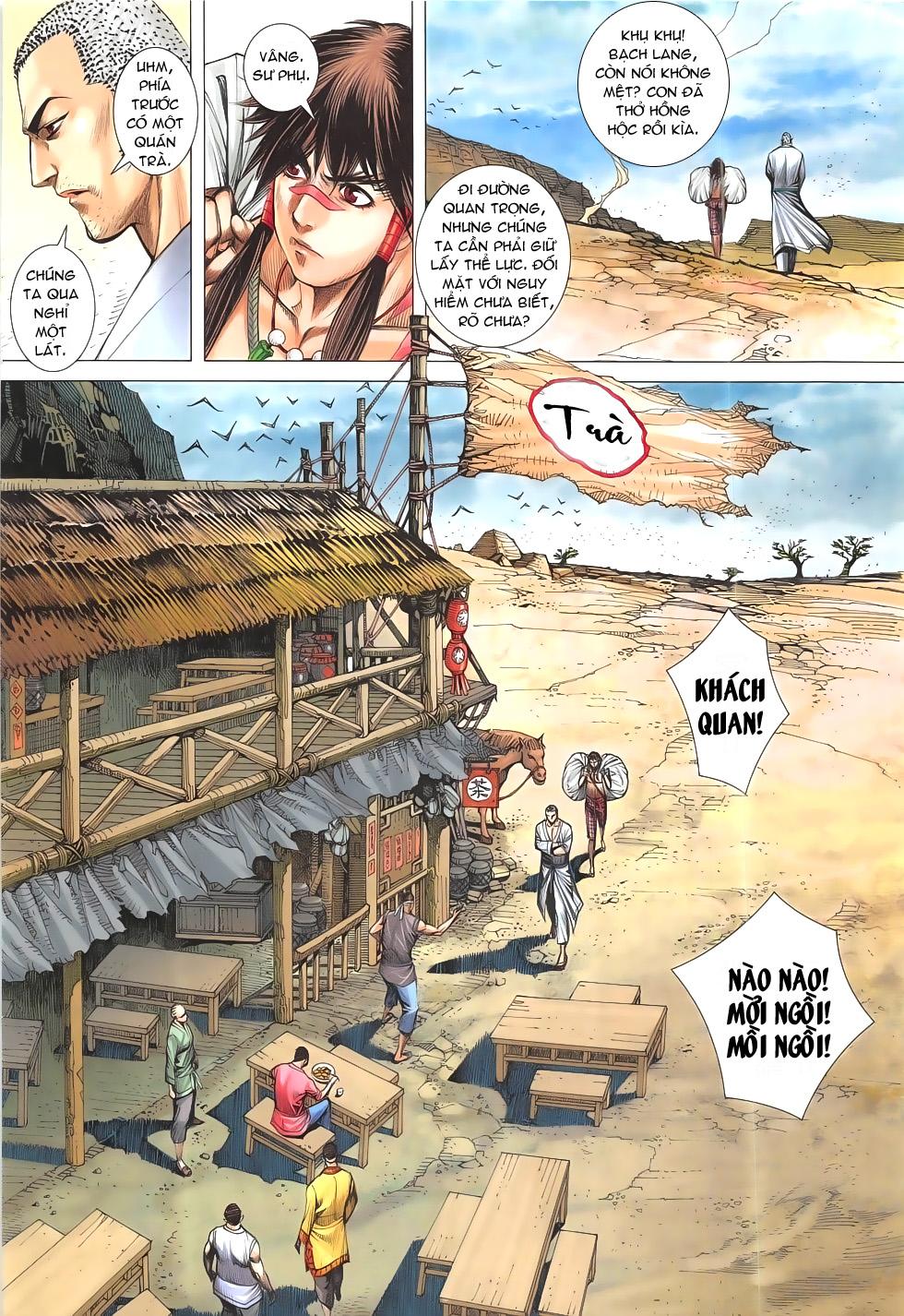 Tây Du chap 10 Trang 12 - Mangak.info