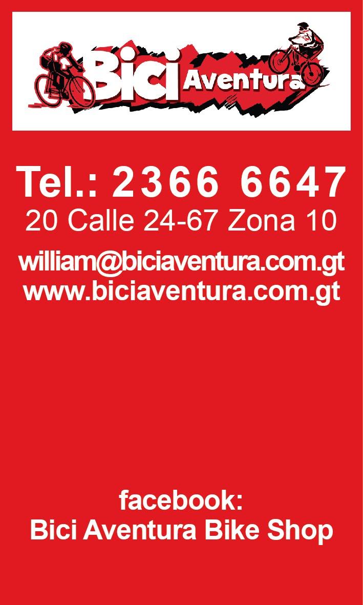 BICI AVENTURA, CON SUS MARCAS COLNAGO-BOTECHIA