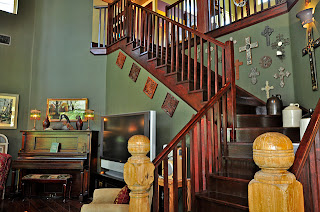 Great Room Staircase