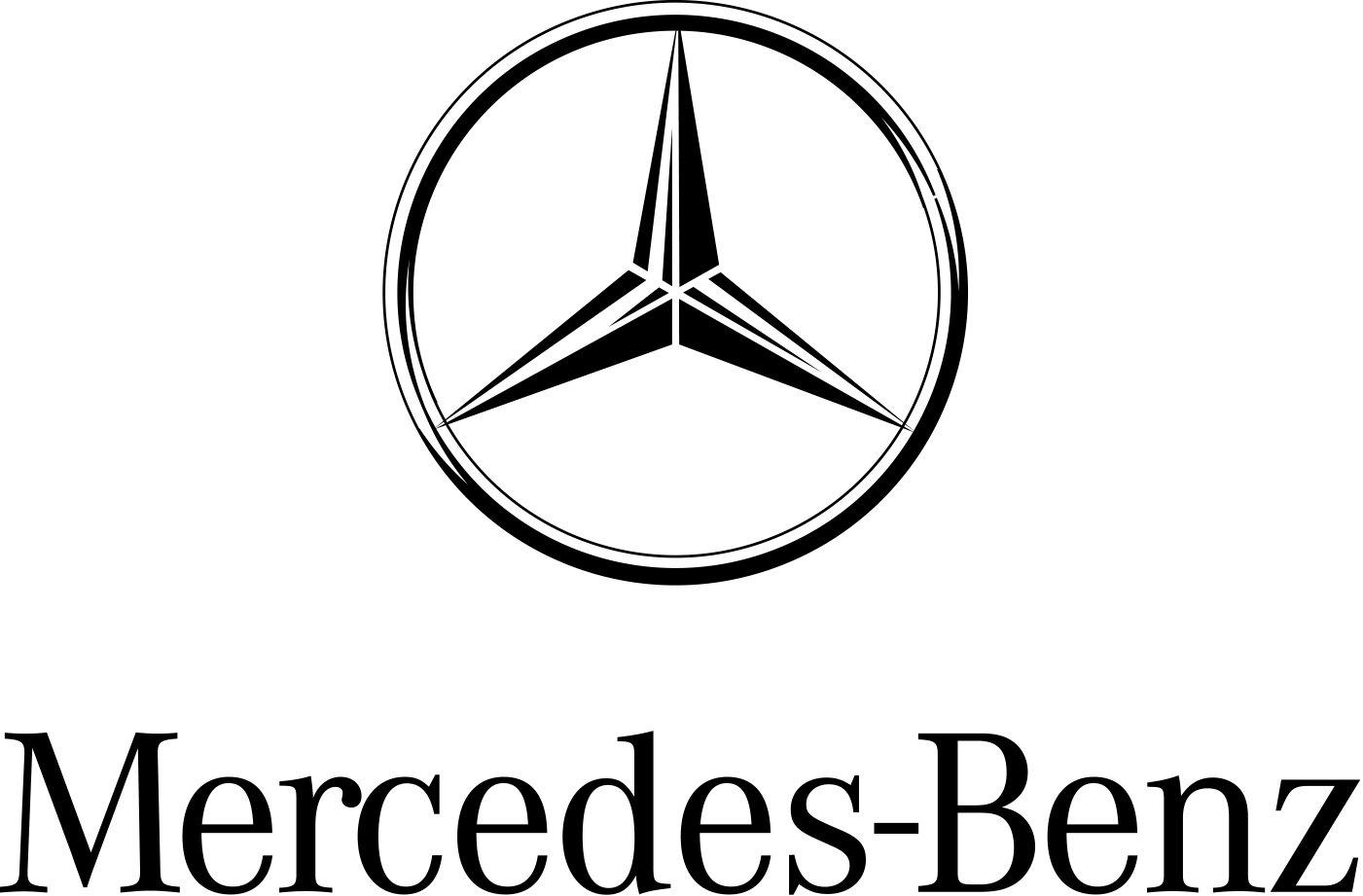 World of logos mercedes logo for Mercedes benz star emblem