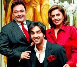 Rishi Kapoor Pics