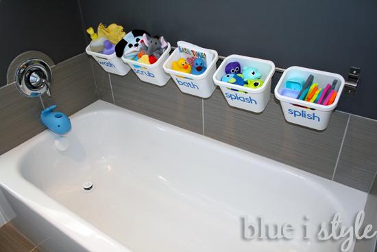 Superior Stylish Bath Tub Toy Storage