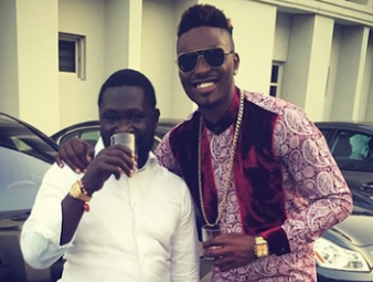 BBA contestant Tayo hangs out with Warri billionaire Ayiri Emami