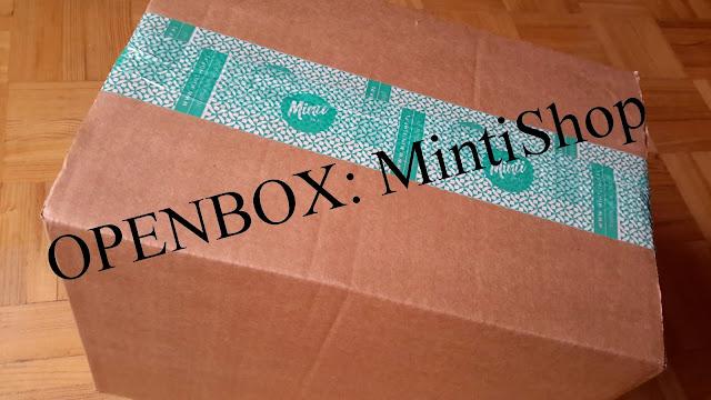 OPENBOX: MintiShop