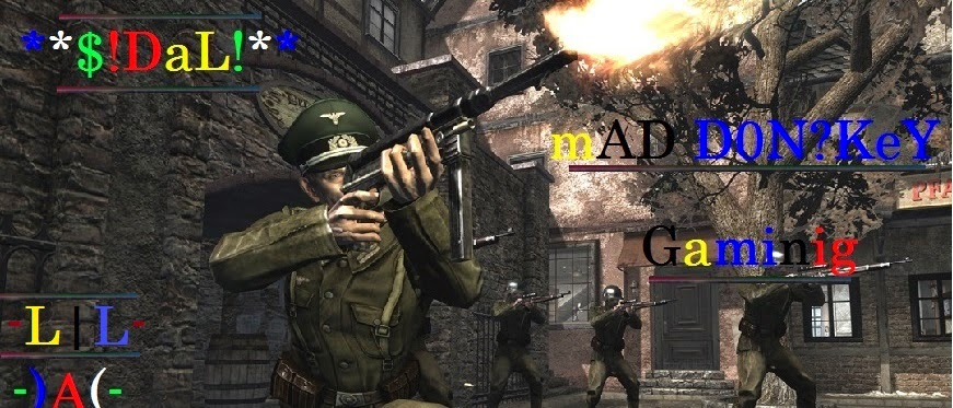 mad D0?NK gaming [ill kick ur ass]