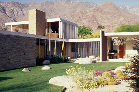 case study houses palm springs