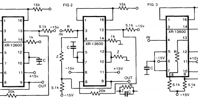 universal active filter circuit diagram