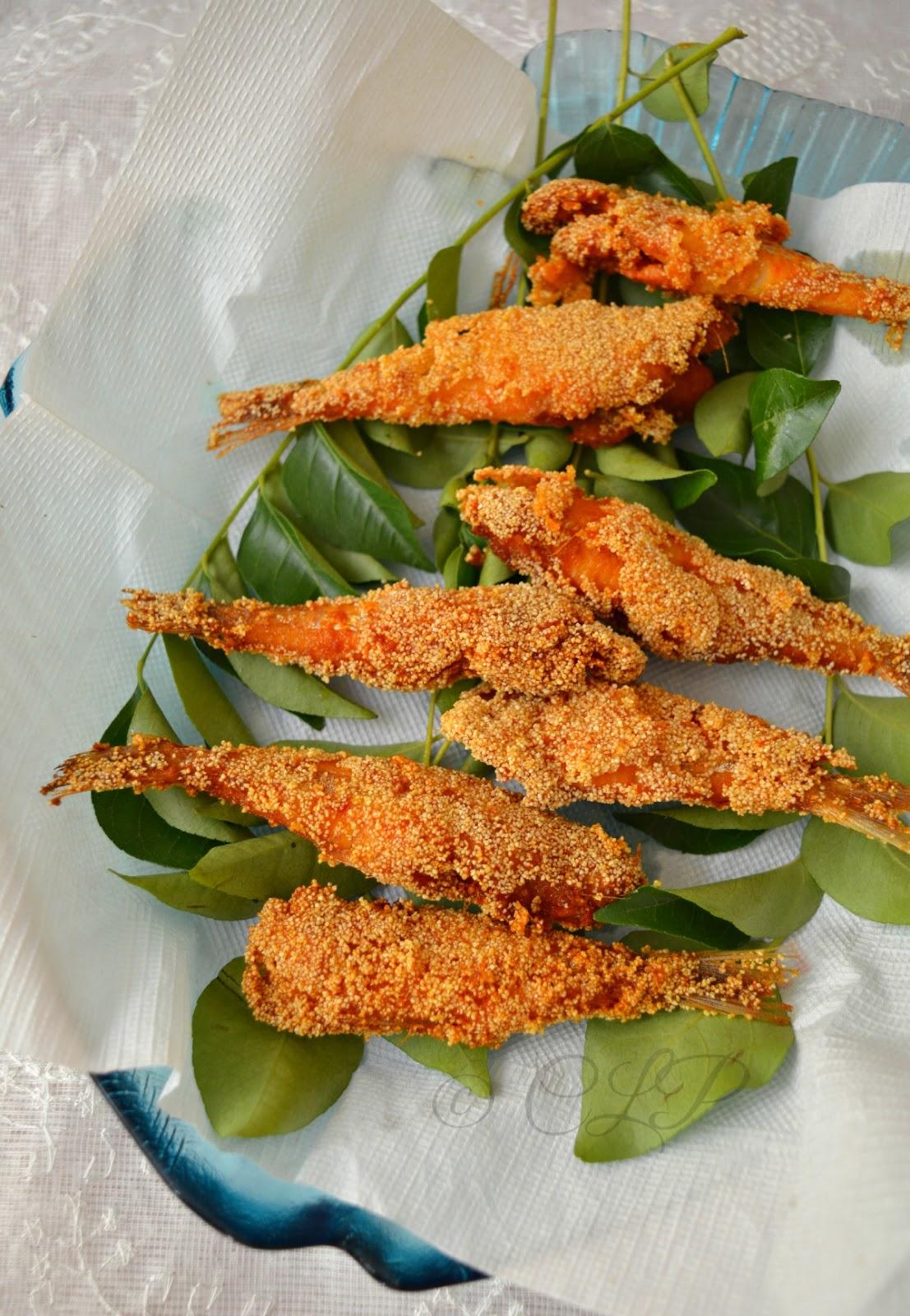 Karnataka Style Fish fry recipe