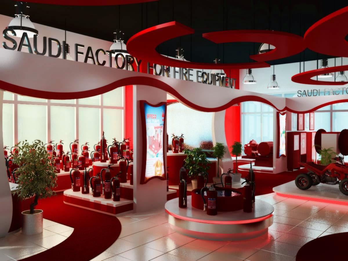 Reception, Showroom