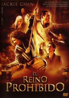 VER El reino prohibido (2008) ONLINE LATINO