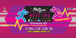 Hatyai Reviving Marathon 2018 - 16 December 2018