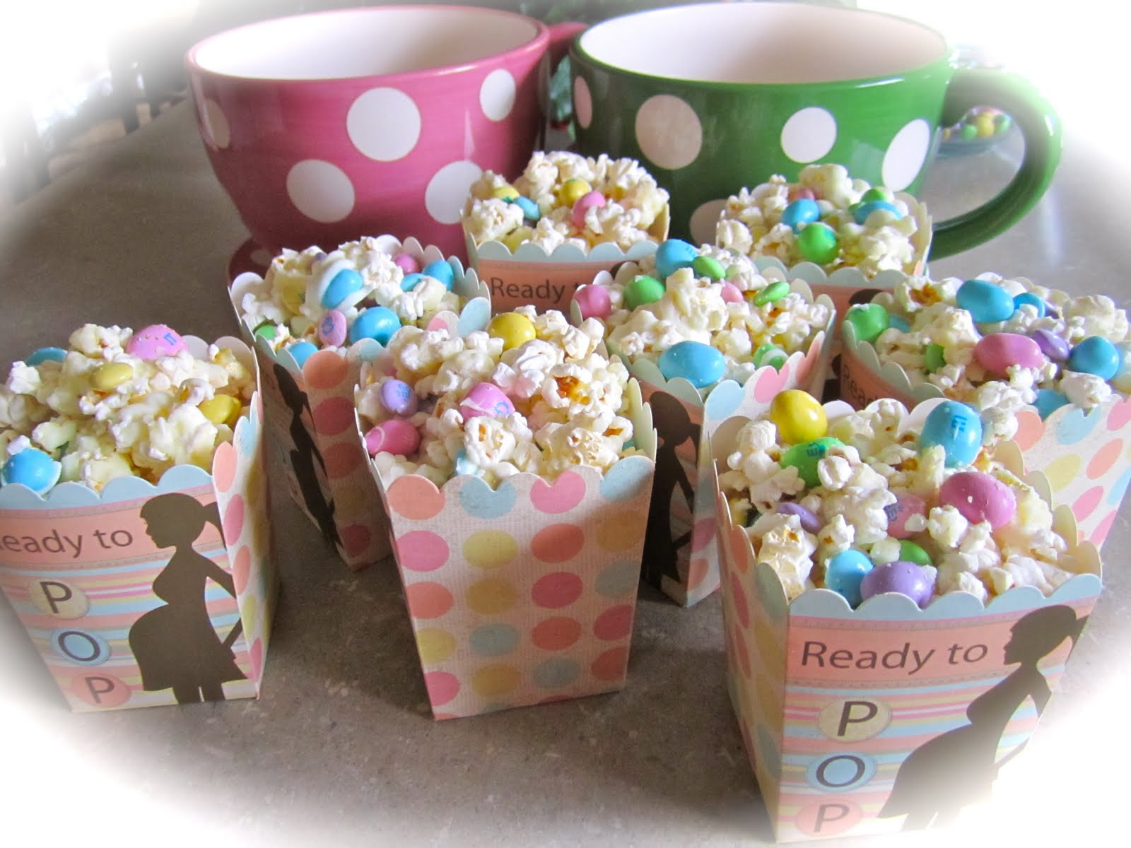 "Back Pocket Creations ""She is ready to Pop"" Popcorn"